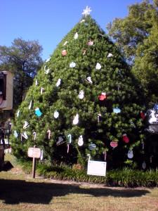 WCWP Christmas tree 2014