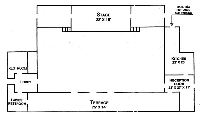 WC floorplan